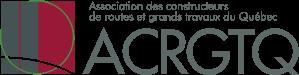 Logo Association des constructeurs de routes et grands travaux du Québec