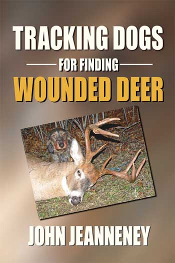 Livre Tracking Dogs for finding Wounded Deer