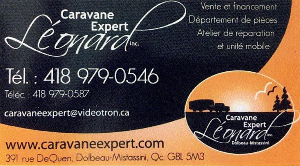 Caravane Expert Léonard