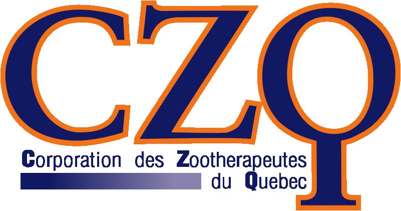 Logo Corporation des zoothérapeutes du Québec