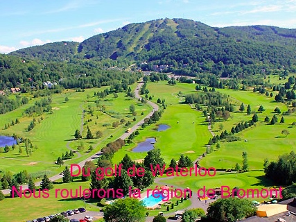 GOLF WATERLOO - Bromont