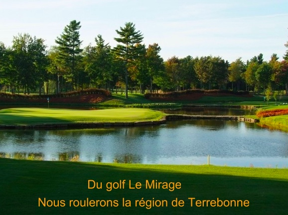 MIRAGE - Terrebonne