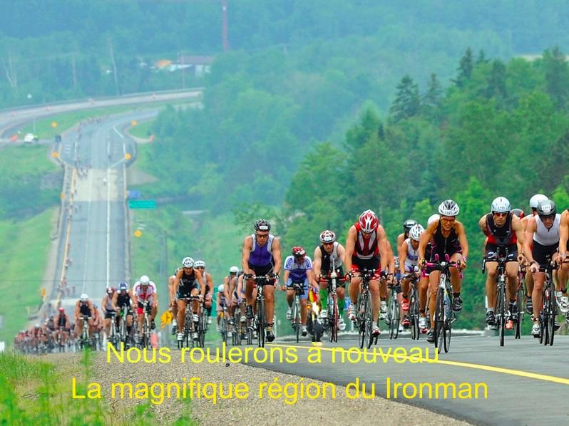 TREMBLANT - La mecque de l'Ironman