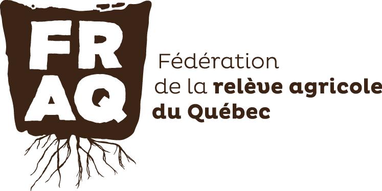 Logo Fédération de la relève agricole du Québec