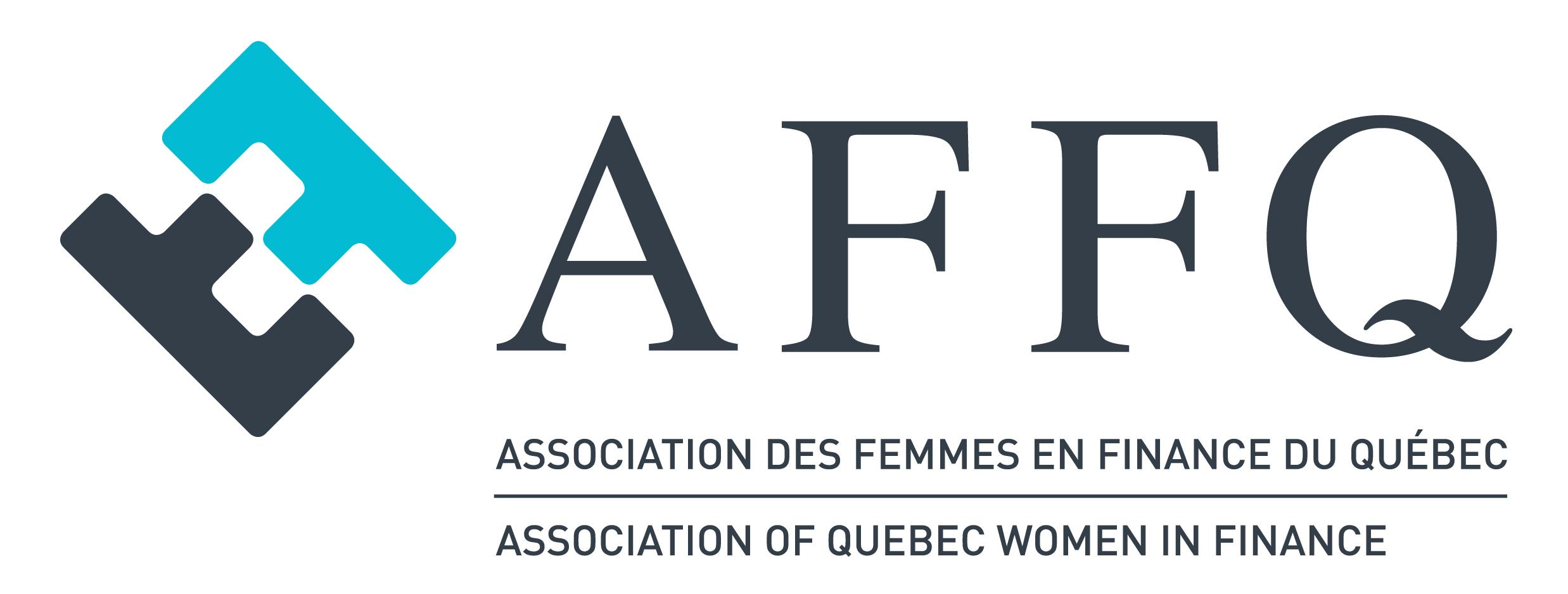 Logo Association des femmes en finance du Québec