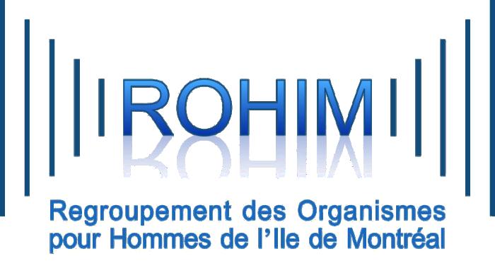 Logo Regroupement des Organismes pour Hommes de l'Île de Montréal