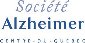 Logo Société Alzheimer du Centre-du-Québec