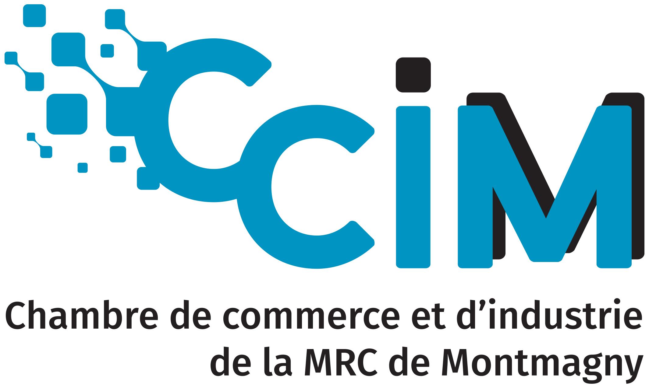 Logo Chambre de commerce et d'industrie de la MRC de Montmagny