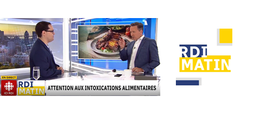 Attention aux toxi-infections alimentaires