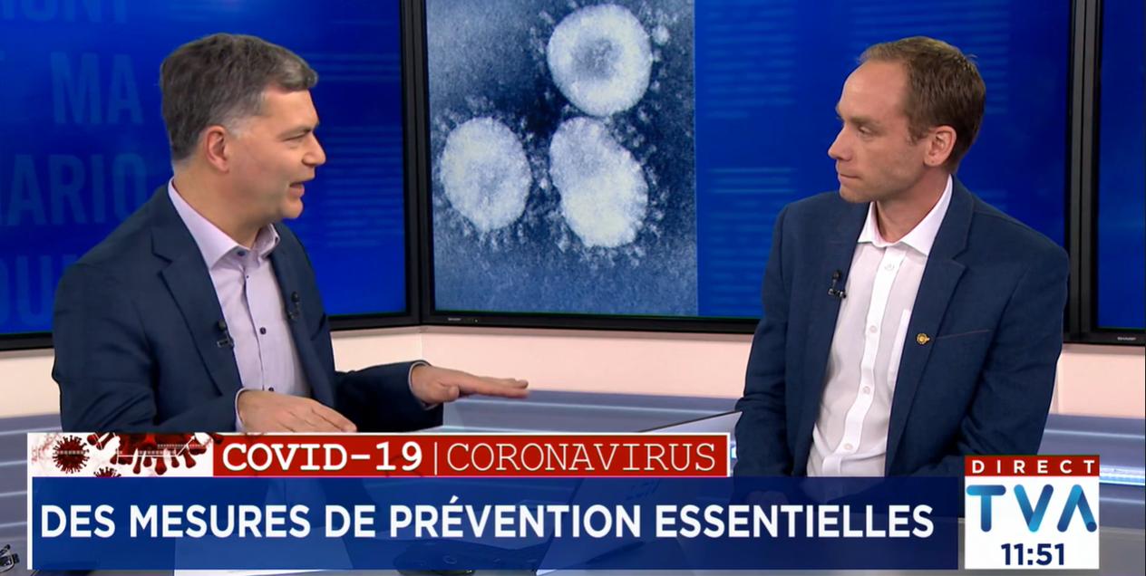COVID-19 - Coronavirus - Des mesures de prévention essentielles