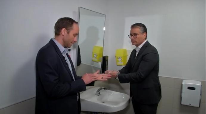 Coronavirus - Comment bien se laver les mains pour éviter la propagation du nouveau coronavirus