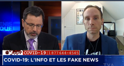 L'info et les fakes news (Covid-19)