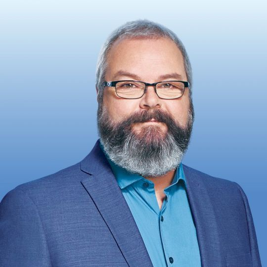 Limites de glyphosate : Christian L. Jacob, président de l'Association des microbiologistes du Québec