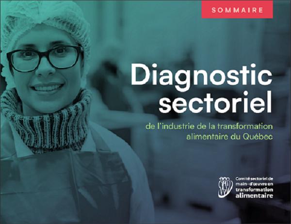 Webdiffusion - Présentation du Diagnostic sectoriel de l'industrie de la transformation alimentaire du Québec
