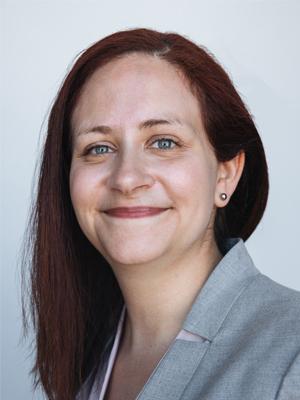 Geneviève Joseph, responsable des communications à l'Observatoire québécois des inégalités