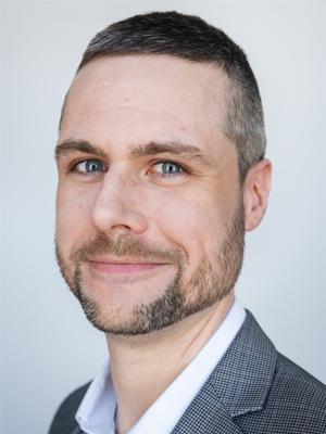 Nicolas Zorn, directeur général de l'Observatoire québécois des inégalités