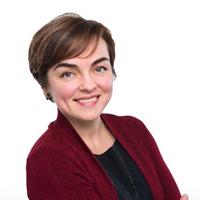 Christine Fréchette, administratrice du conseil d'administration de l'Observatoire