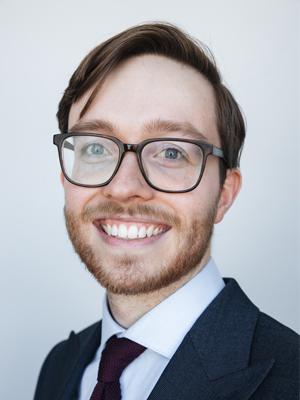 Elmer van der Vlugt, chercheur à l'Observatoire québécois des inégalités