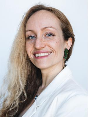 Lorène Cristini, directrice générale adjointe à l'Observatoire québécois des inégalités