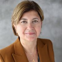 Tania Saba, administratrice du conseil d'administration de l'Observatoire