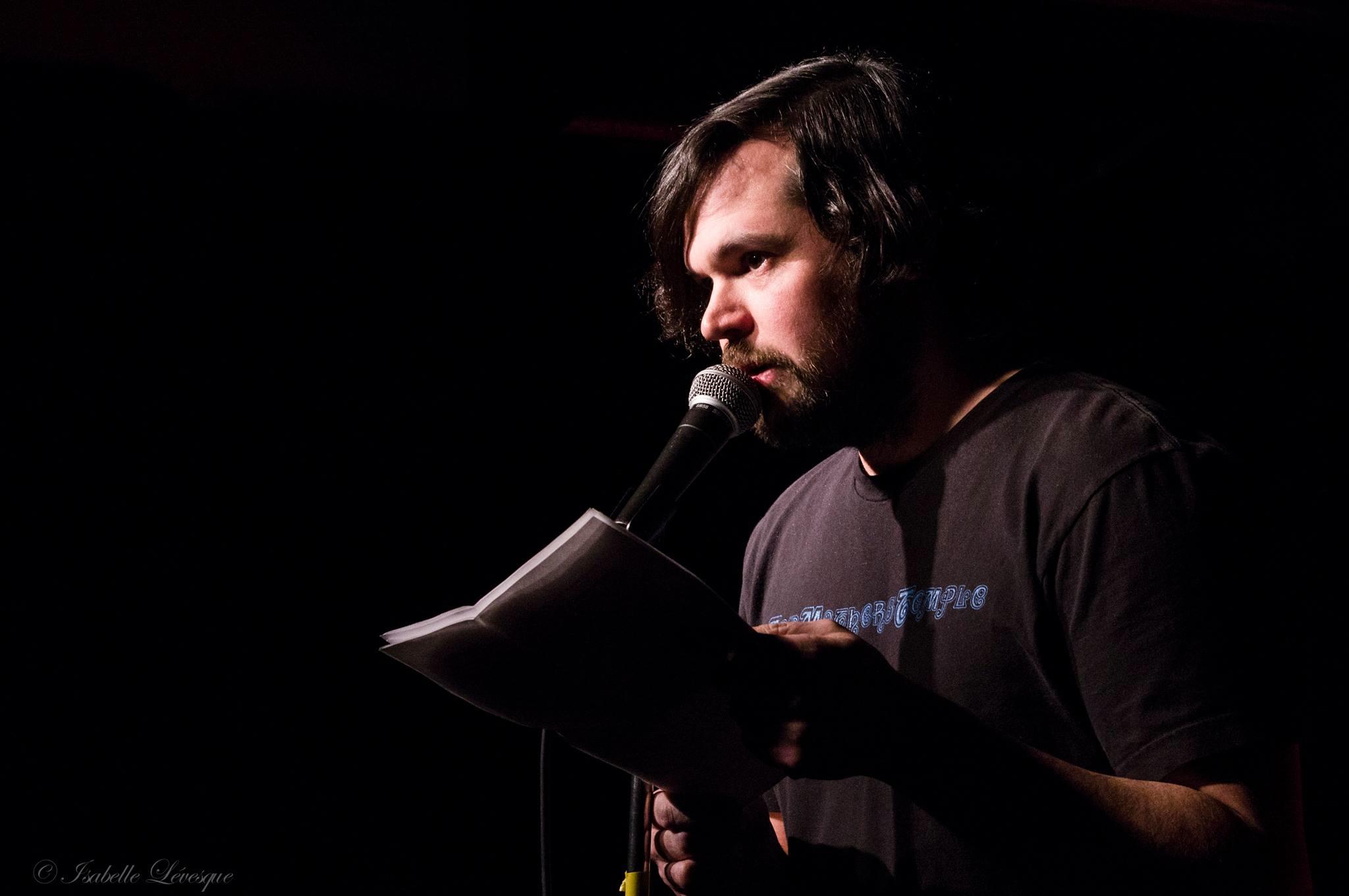 Atelier - Performer un poème sur scène : écrire le mouvement