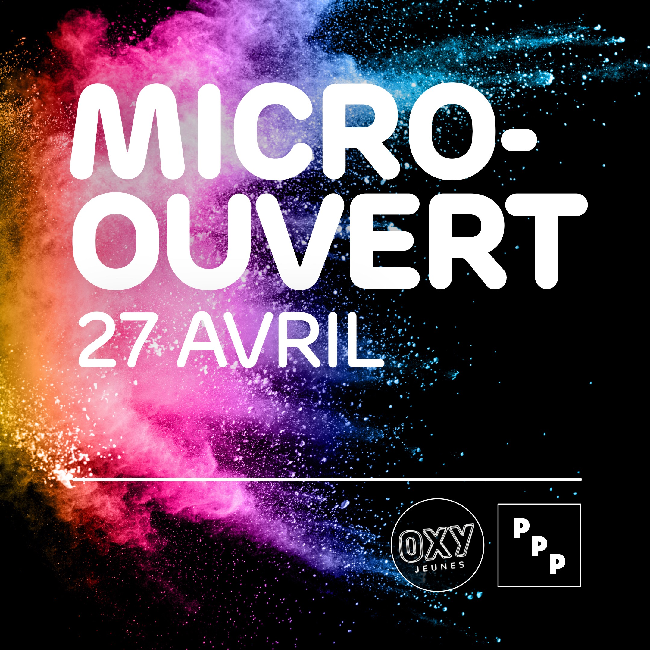 Micro ouvert - Premiers pas poétiques