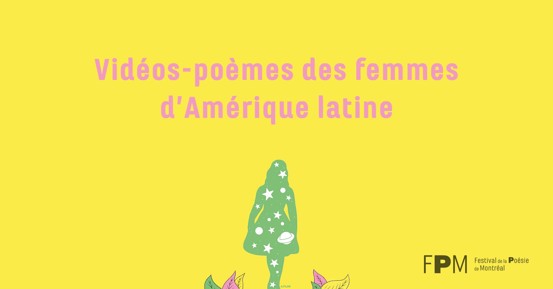 Les femmes poètes d'Amérique latine sont à l'honneur !