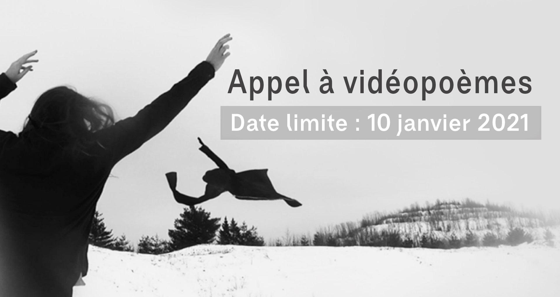 Concours de vidéo-poésie 2021