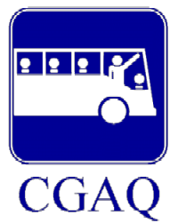 Logo Corporation des guides accompagnateurs du Québec