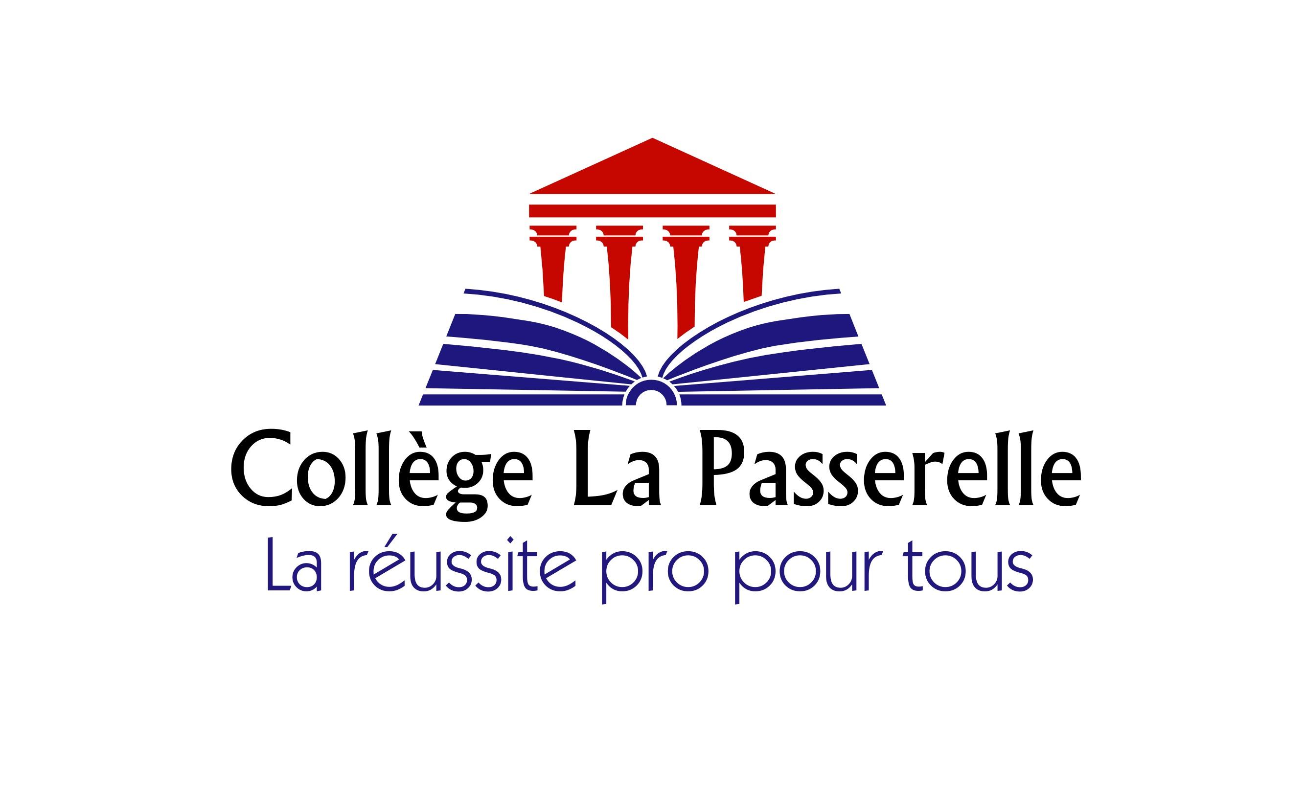 Logo Collège La Passerelle