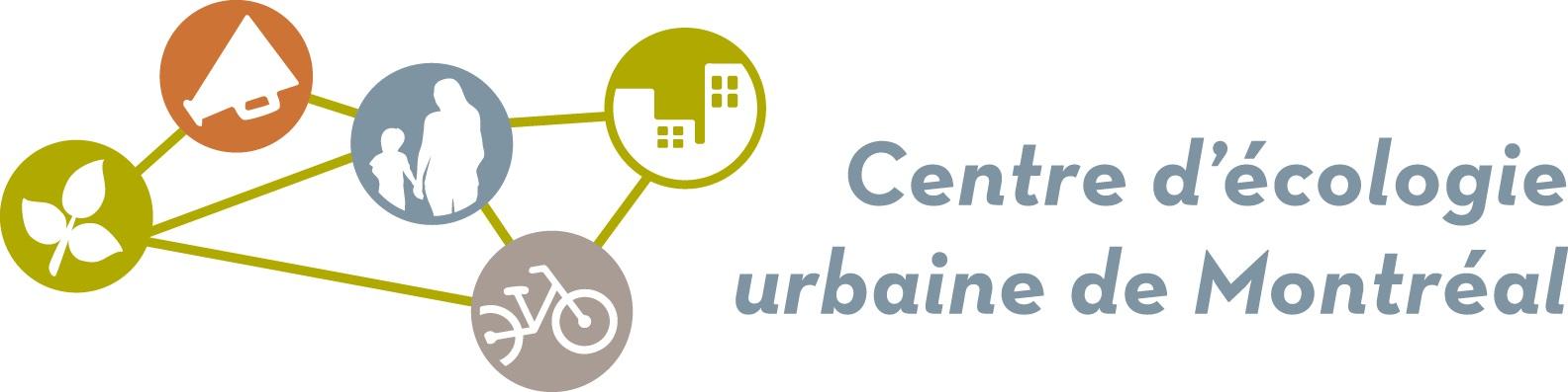 Logo Centre d'écologie urbaine de Montréal