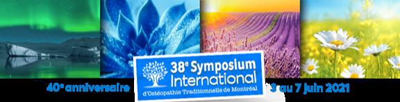 38e Symposium d'Ostéopathie Traditionnelle de Montréal