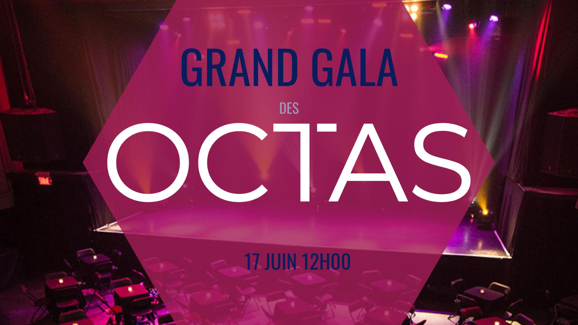 Grand Gala des OCTAS