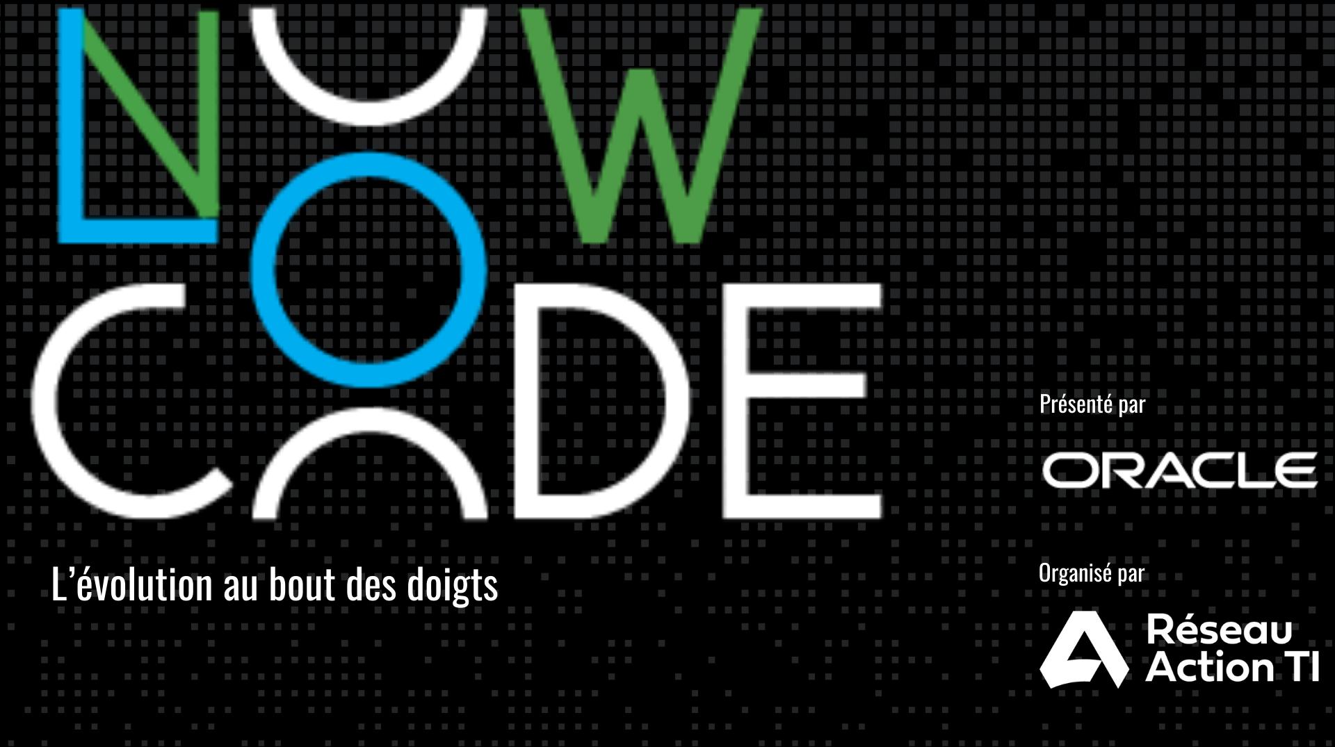 Low Code No Code, l'évolution au bout des doigts