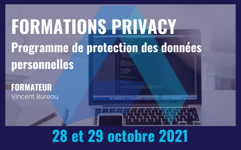 Formation : Programme de protection des données personnelles
