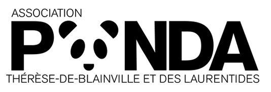 Logo Association Panda Thérèse-de-Blainville et des Laurentides