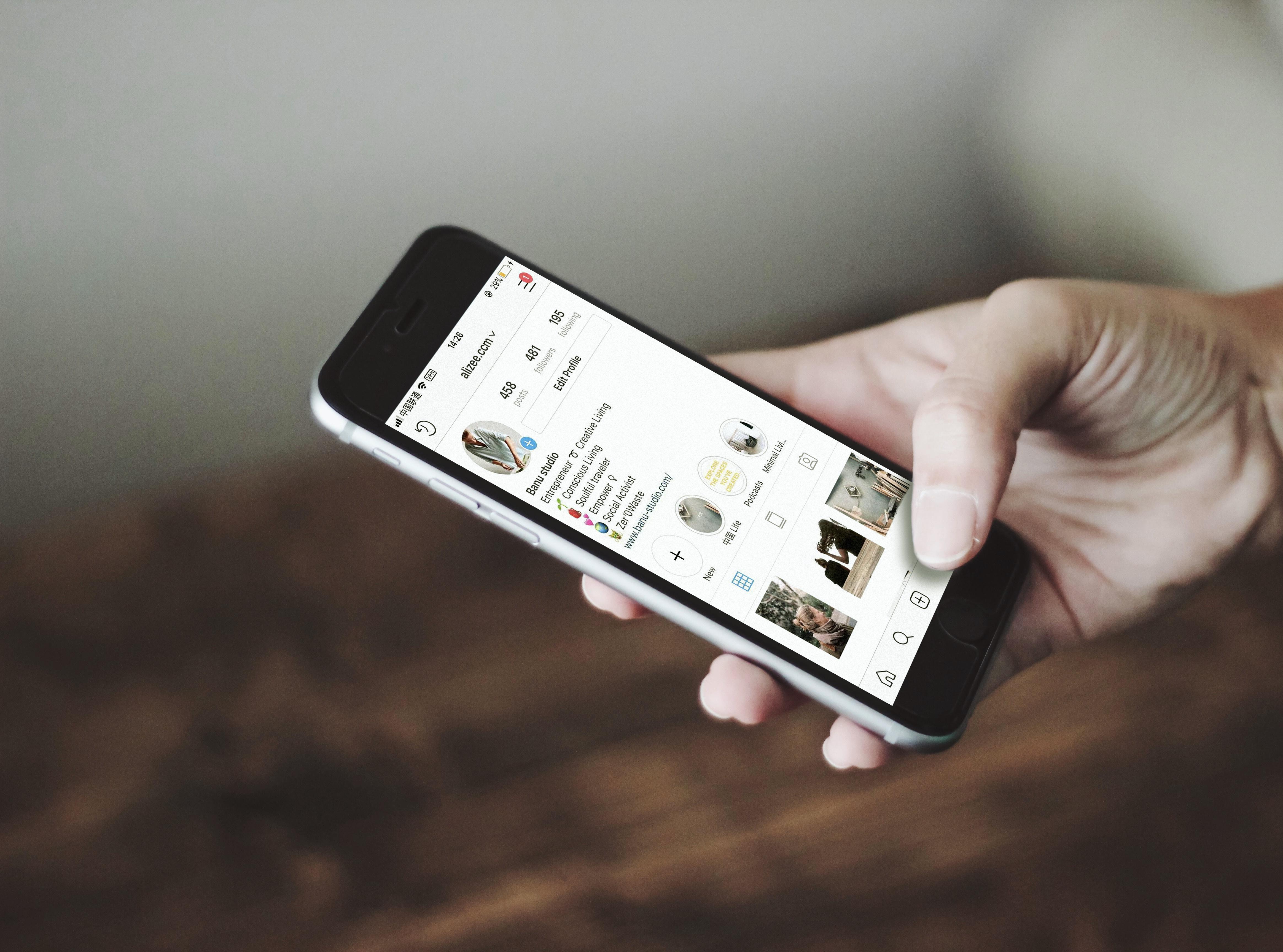Atelier : Apprenez à utiliser le pouvoir des médias sociaux via Instagram (IG) par Alizée Buysschaert