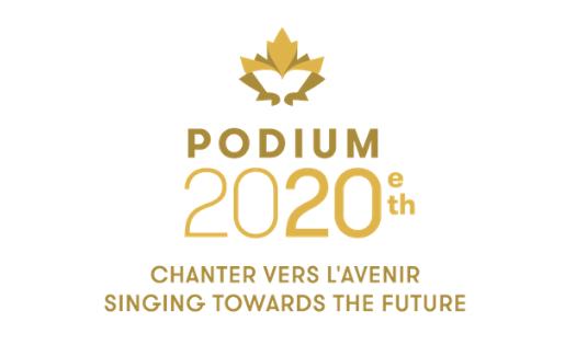 PODIUM 2020 | Congrès et festival de chant choral