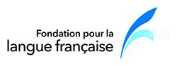 Logo La Fondation pour la langue française
