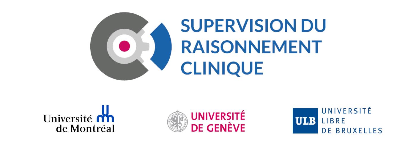 MOOC Supervision du raisonnement clinique