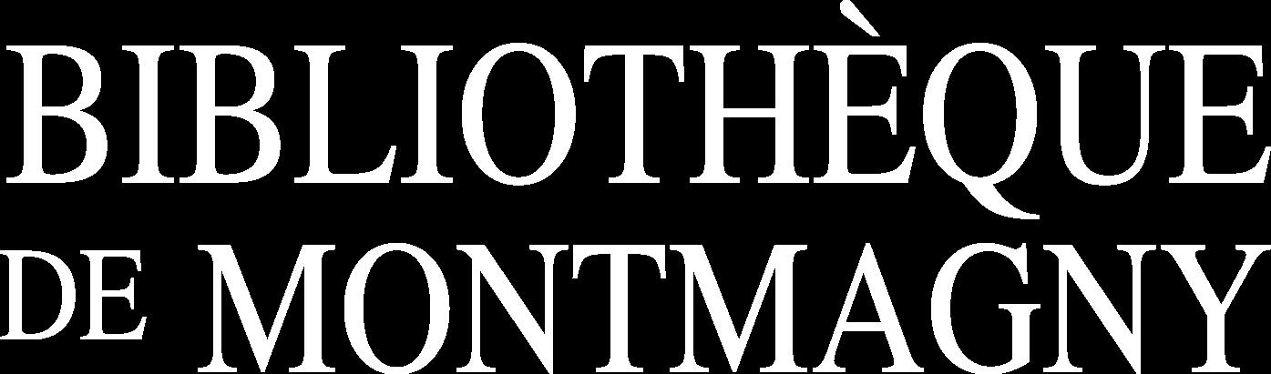 Logo Corporation de la Bibliothèque de Montmagny
