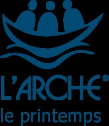 Logo L'Arche le Printemps