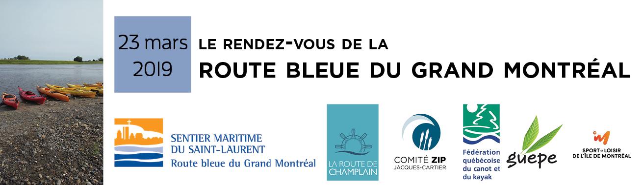 Rendez-vous de la Route bleue du Grand Montréal