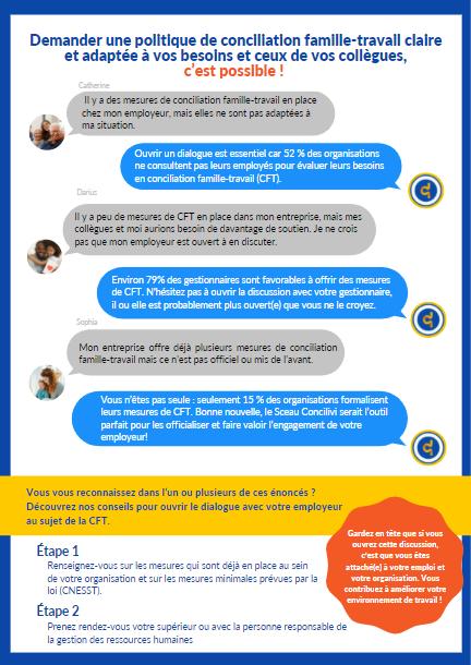 Vous souhaitez demander de meilleures mesures de CFT à votre employeur mais ne savez comment faire ? Vous n'avez qu'à suivre ces étapes.