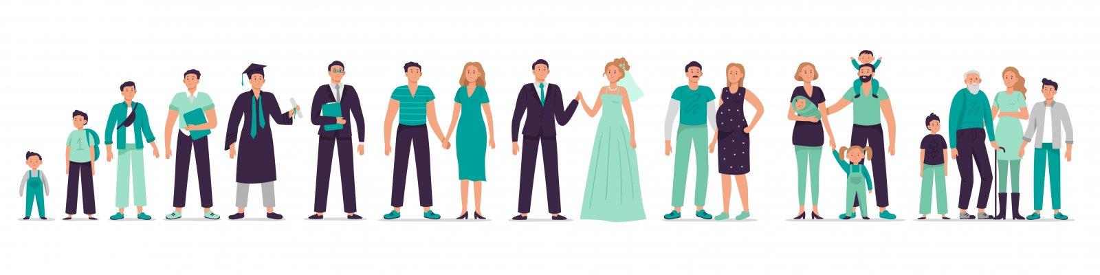 Les besoins en conciliation famille-travail évoluent dans le temps