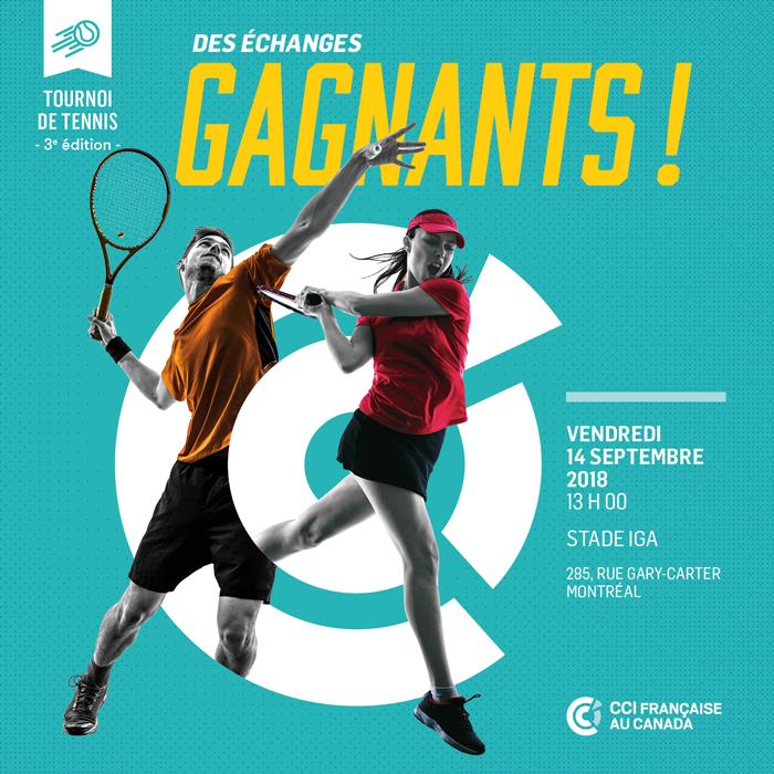 3ème édition du tournoi de Tennis de la CCIFC