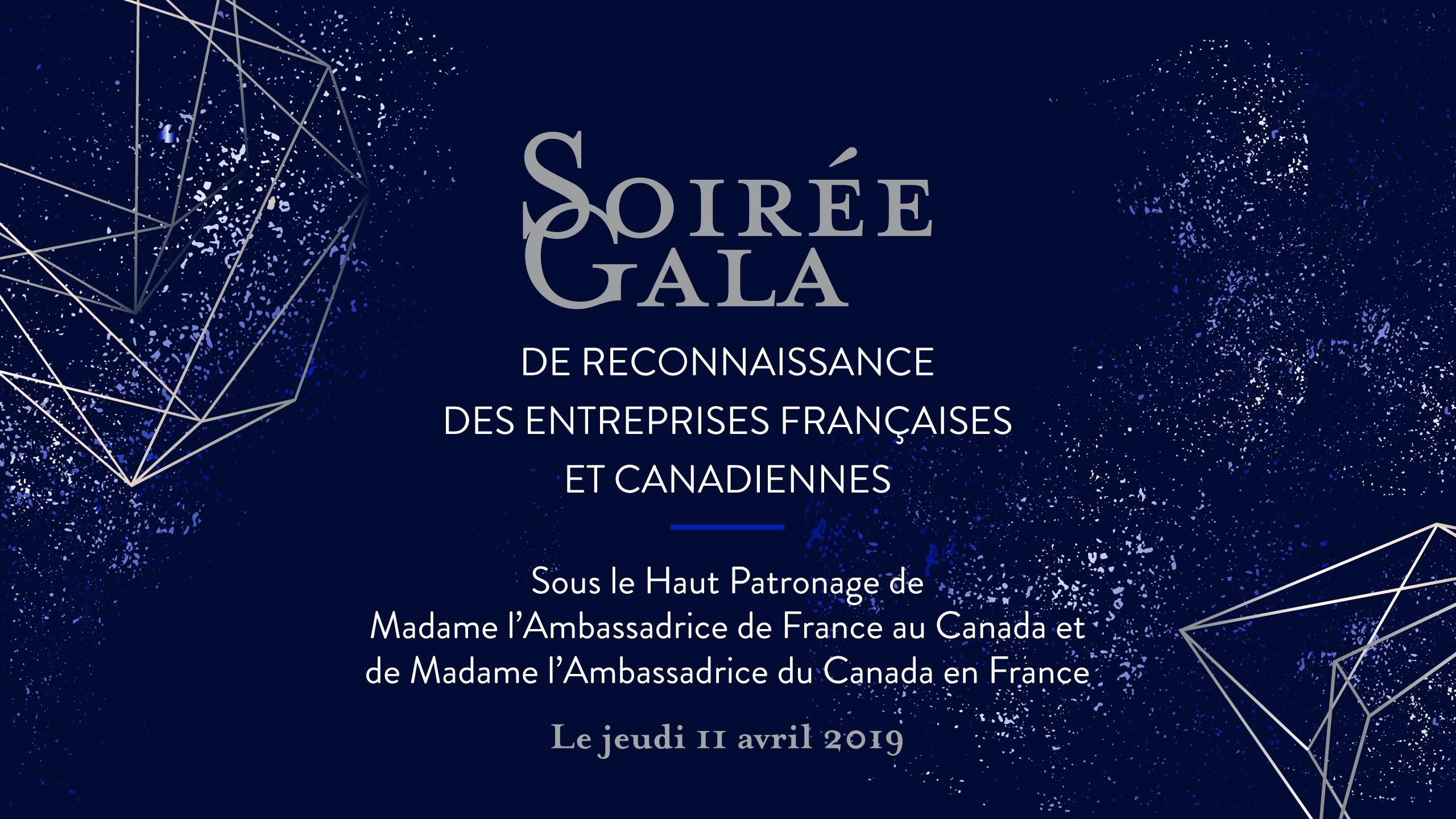 Soirée Gala de Prix de Reconnaissance