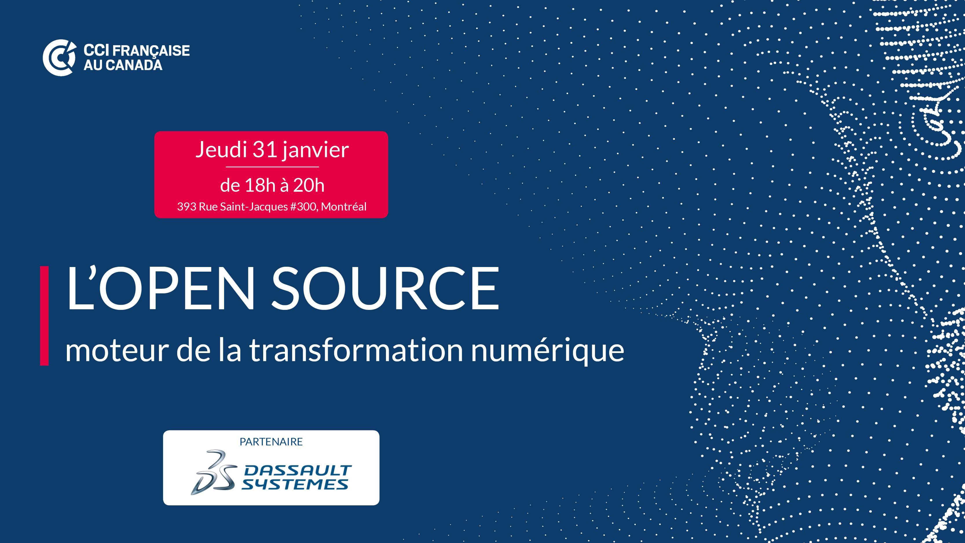 Open Source : moteur de la transformation numérique