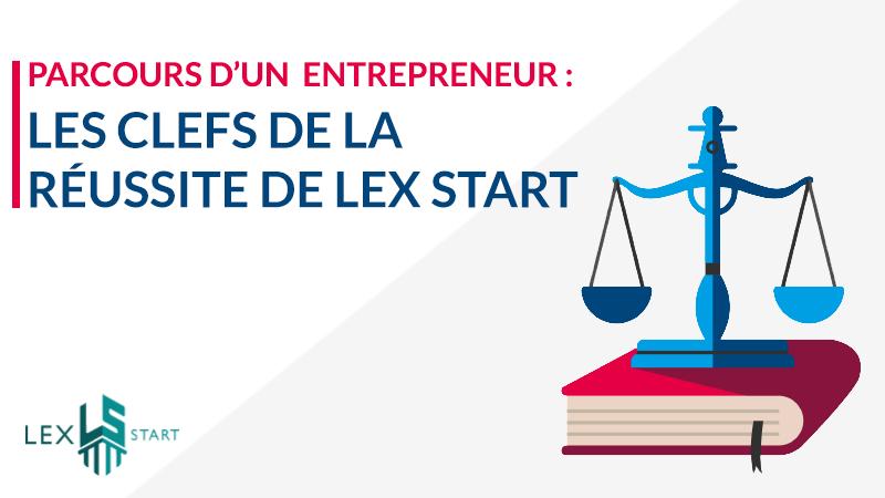 Parcours d'un entrepreneur : les clefs de la réussite de Lex Start