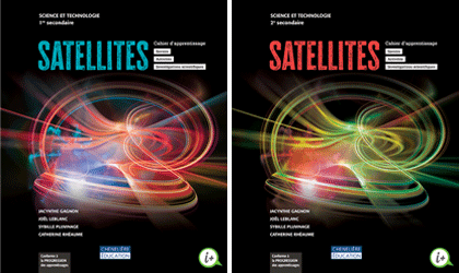 Plongez dans les univers fascinants de la collection Satellites pour le 1er cycle du secondaire